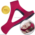 Amazing Hot Selling Stop Snoring Solution Chin Strap, Anti Snore Jaw Belt Sleep Support