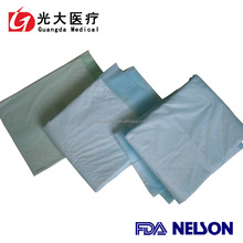 providing free samples disposable nonwoven surgical underpad for patient