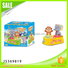 hot sale electrical animal toy car for kids