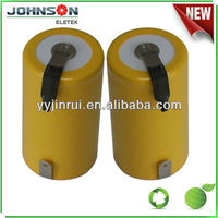 1500mah SC ni-cd rechargeable battery