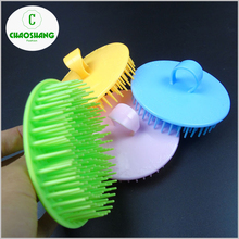 Hair Washing Comb Head Massager Shampoo Scalp Cleansing Brush