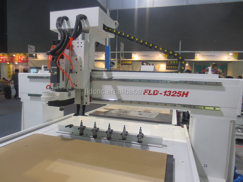 linear atc wood cnc router, atc cnc router 4 axis, cnc woodworking router atc