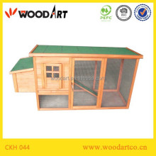Small Size Cheap Wooden Chicken Coop, Solid Wood