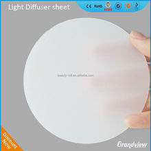 High Light Transmittance Rate LED Light Diffuser Sheet of New PS Material