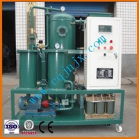Hot sale ! RZL vacuum lubricant oil filtration machine/mobile oil refinery