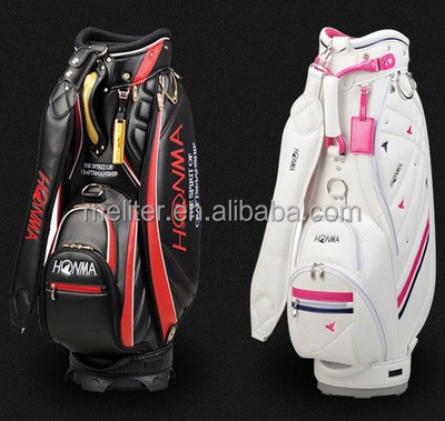 Golf products manufacturers tour staff bag golf carry bags