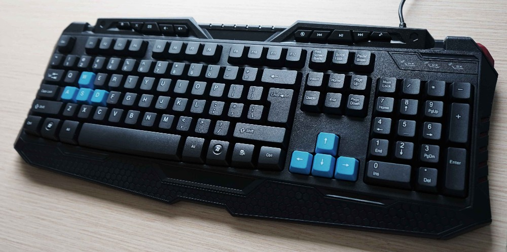Sunrupid Chinese Keyboard Manufacturer Full Qwerty Custom