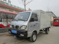 Electric china EEC van truck from factory