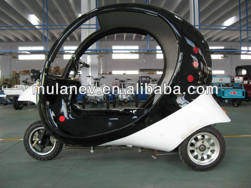 Three Wheel Taxi