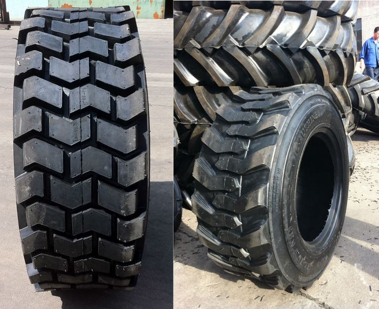 bobcat skid steer tire 14-17.5 10-16.5 12-16.5