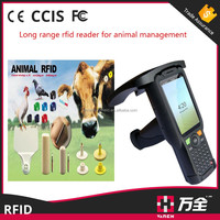 Android Wifi Fingerprint Reader And Rfid Card Reader Tablet Pc