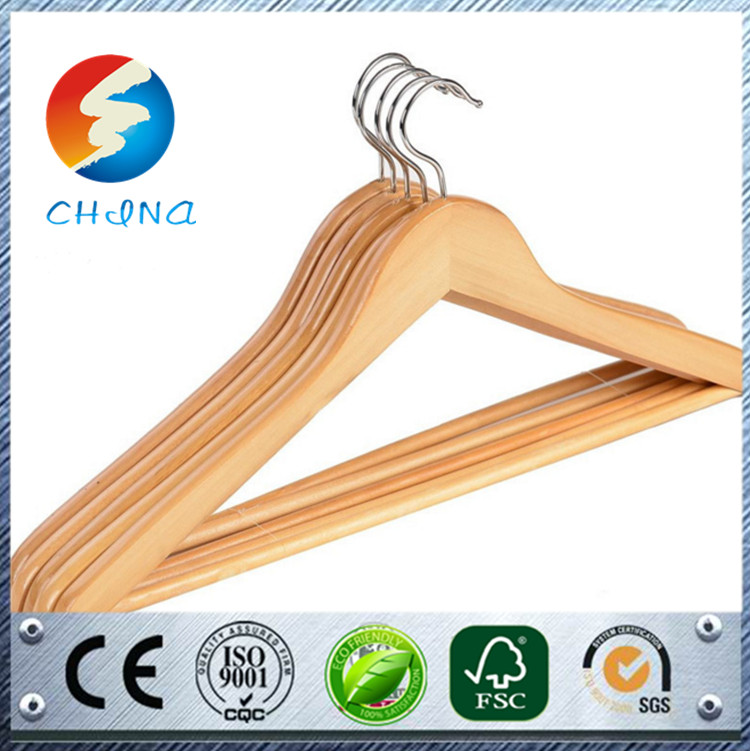 best wholesale websites automatic clothes drying rack customed wooden hanger custom luxury wood coat hangers