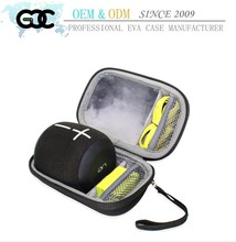 GX manufacture waterproof Bluetooth speaker hard travel case bag