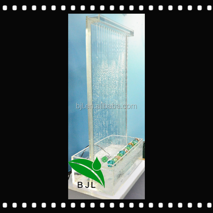acrylic water display wall for waterproof <strong>show</strong>
