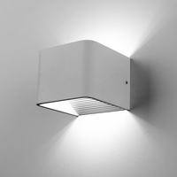 China supplier 6w led indoor up and down wall mounted lamps / wall bracket lighting fixture / modern led wall sconce light