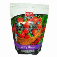 plastic berry bend packaging bag