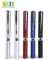 2014 China green e-cigarettes eGo W with LCD display smoking anywhere e-cigarette