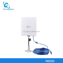Antena WIFI SM-6000 3000MW 68dBi USB 5meters extend cable 5km High Power 68dbi waterproof wireless adapter