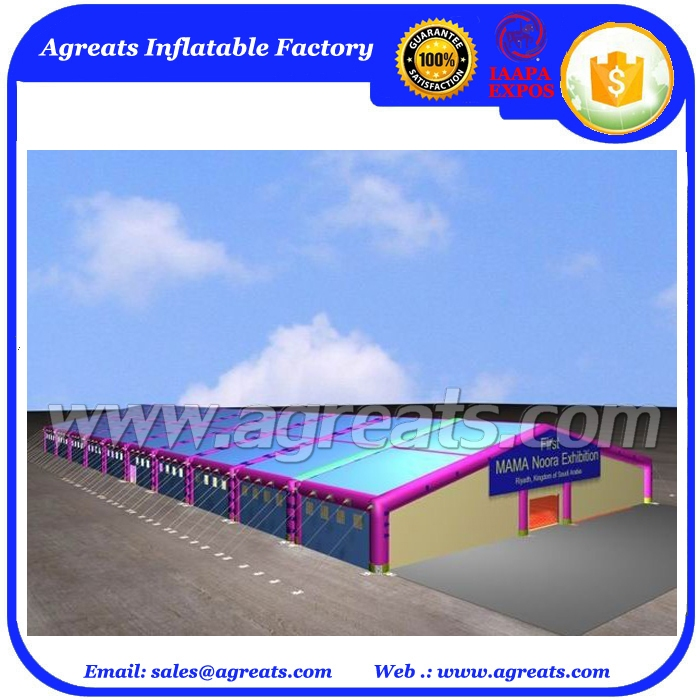 inflatable tent, exhibition tent big size S1064