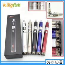 2015 classical ecig dual-coil cotton silica wick ekowool for e-cig 1 mm with box package