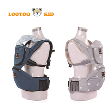 Alibaba china manufacturer cheap price high quality breathable polyester 4 in 1 hip seat carrier baby