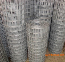 high tensile strength 1x1 stainless steel welded wire mesh