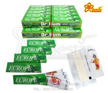 Sugar Free 5 Sticks Mint Flavor Chewing Gum with Tattoo Paper