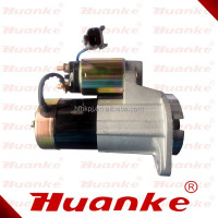 High quality forklift parts Nissan K21 engine Starter motor