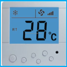 Eco-friendly excellent quality fan coil heating and cooling thermostat