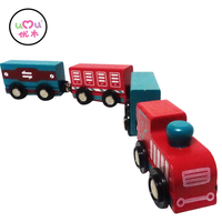 Classic Toys The Train Wooden Toy
