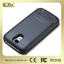 Rechargeable power bank powerseed for samsung galaxy S4,3500mah power case for i9500