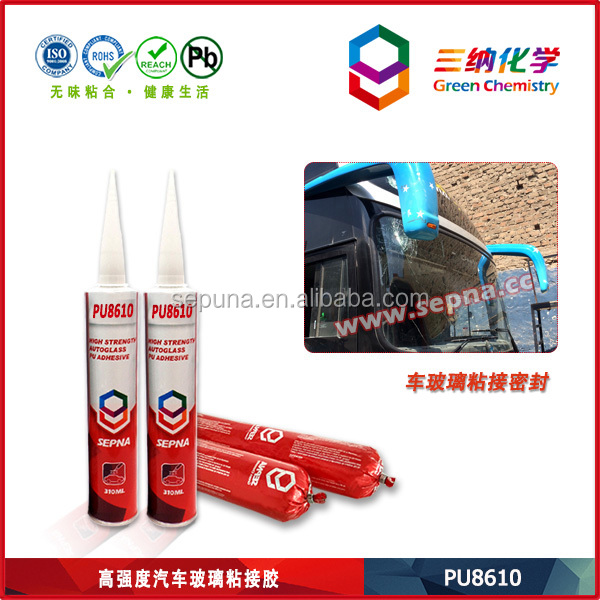 PU8610 Glue Weld/Solder Bonding for Automotive Windshield
