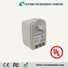 Best price 24V ac adaptor with UL CE RoHs certification