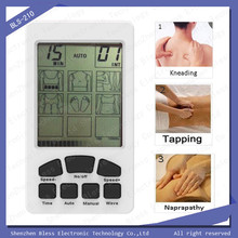 New arrival 3 in 1 Alternant Working Programs Electrical Acupuncture Stimulator