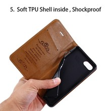 Free Sample Luxury Stand Credit Card Holder Case For iPhone 8 Wallet Cover