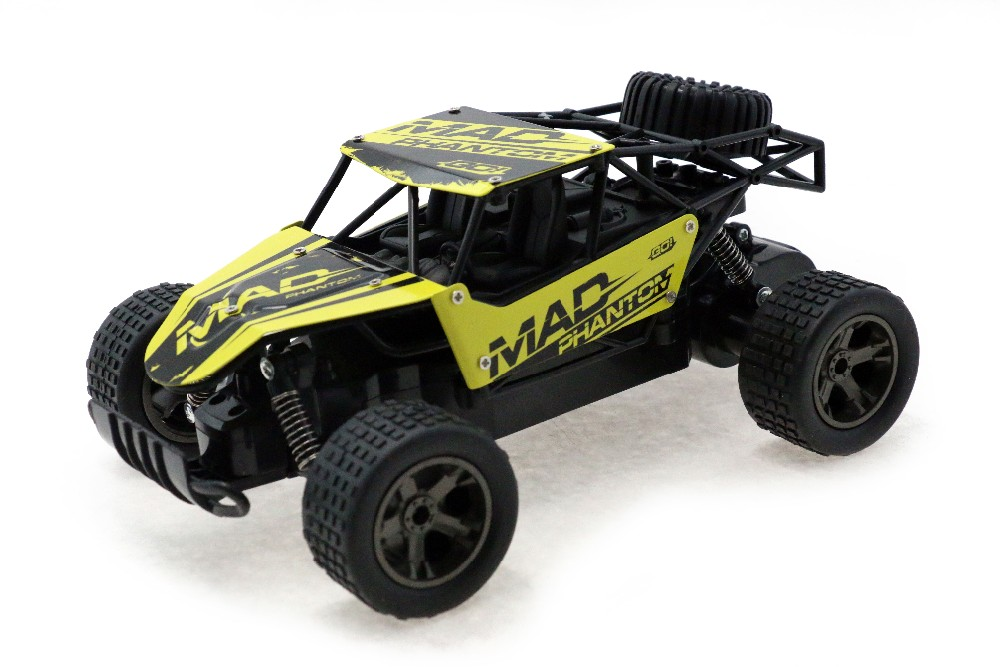 Chinatopwin 2.4G 1:18 rc truck toys powerful car