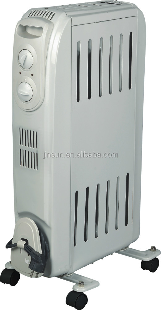 1500W CE/GS/ROHS certificate wall mounted oil filled radiator heater, oil filled bathroom radiators