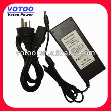 Single Output ac dc 40w 12v 3.5a adapter with ETL FCC SAA cETL approval