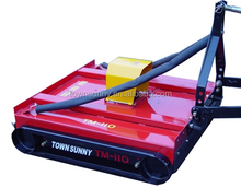 Townsunny Tractor slasher Topper Mower with CE