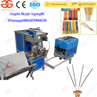 Industrial Fully Automatic Best Price Machine Making Incense Agarbatti Machine