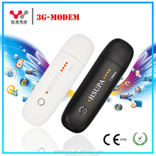 USB HSDPA HSUPA dongle support voice USSD function external 3G modem for android PC