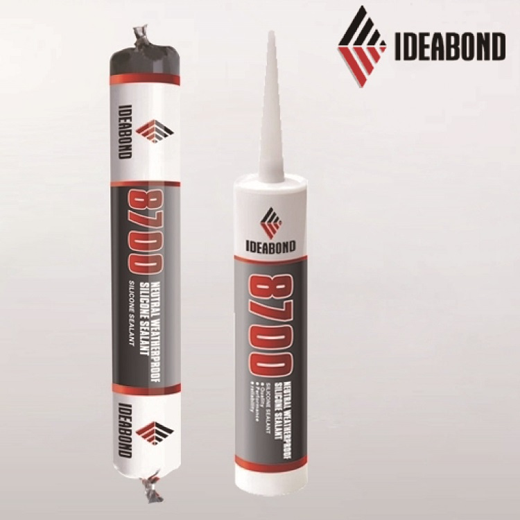 Low Shrinkage Age Resistant Liquid Silicone Sealant For Metal Materials