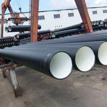 Hot sale China factory price 350mm water pressure ductile iron pipe