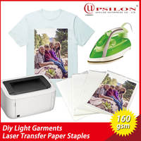 Diy Light Garments Laser Transfer Paper Staples