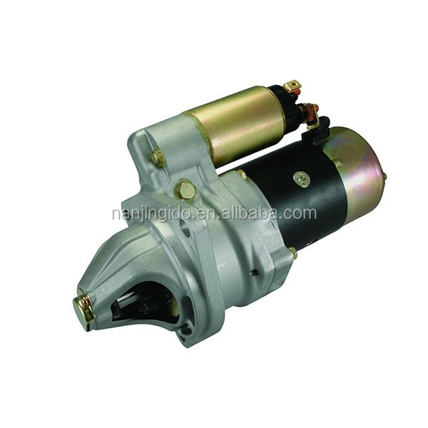 electric car starter motor 24v for nissan 23300z5505