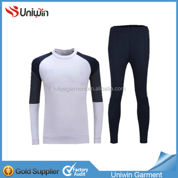 Wholesale cheap long sleeve soccer jersey