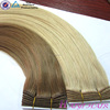 Wholesale Double Drawn Very Thick milky way silky straight human hair weft