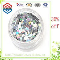 Royal Decoration bulk glitter powder laser glitter powder for crafts 30% off