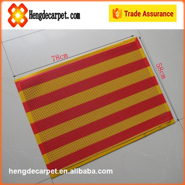 trading company non slip rubber backed washable rugs from china