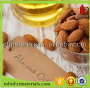 wholesale organic natural body massage sweet almond oil